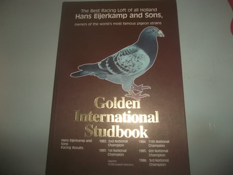 Hans Eijerkamp & Sons Golden International Studbook (95 pages)