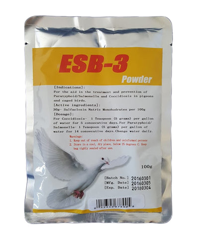 ESB-3  powder (100 grams)