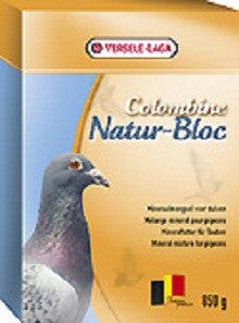 Natur-Bloc 850gr or 1.9 lb.(Colombine)