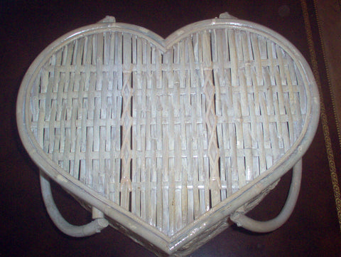 Heart Shaped Release Basket (small)