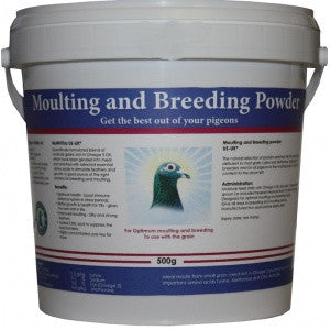 Moulting and Breeding Powder 500 grams