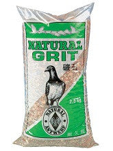 NATURAL GRIT 25kg or roughly 55lbs. (Natural Granen)