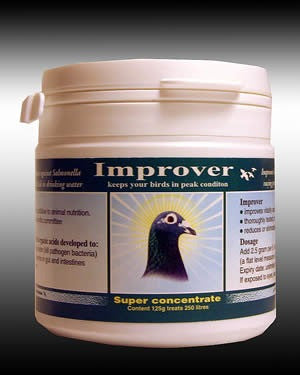 Pigeon Vitality Improver