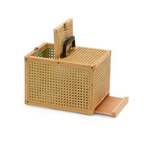 2 Bird Carrying Crate (Crown)