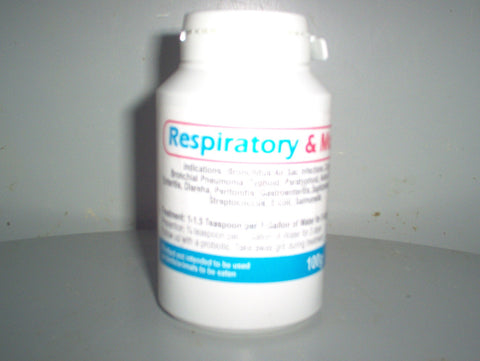 Respiratory & More 100 grams (Pigeon Supplies Plus)