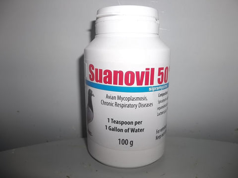Suanovil 50 (100 grams)