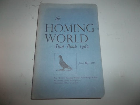 The Homing World Book Stud 1962'