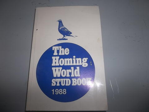 The Homing World Stud Book 1988