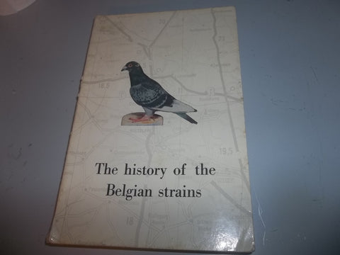 The History of the Belgium Strains part 1 by Jules Gallez