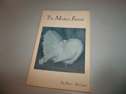 The Modern Fantail by Tim Burke & Rod Lysne