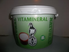 Natural Granen Vitamineral Tub (2.5 kg or roughly 6 lbs)