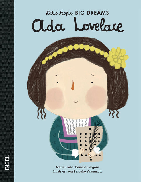 "Kinderbuch | Little People * Big Dreams ""Ada Lovelace"""