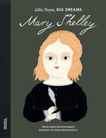 "Children's book | Little People * Big Dreams ""Mary Shelley"""