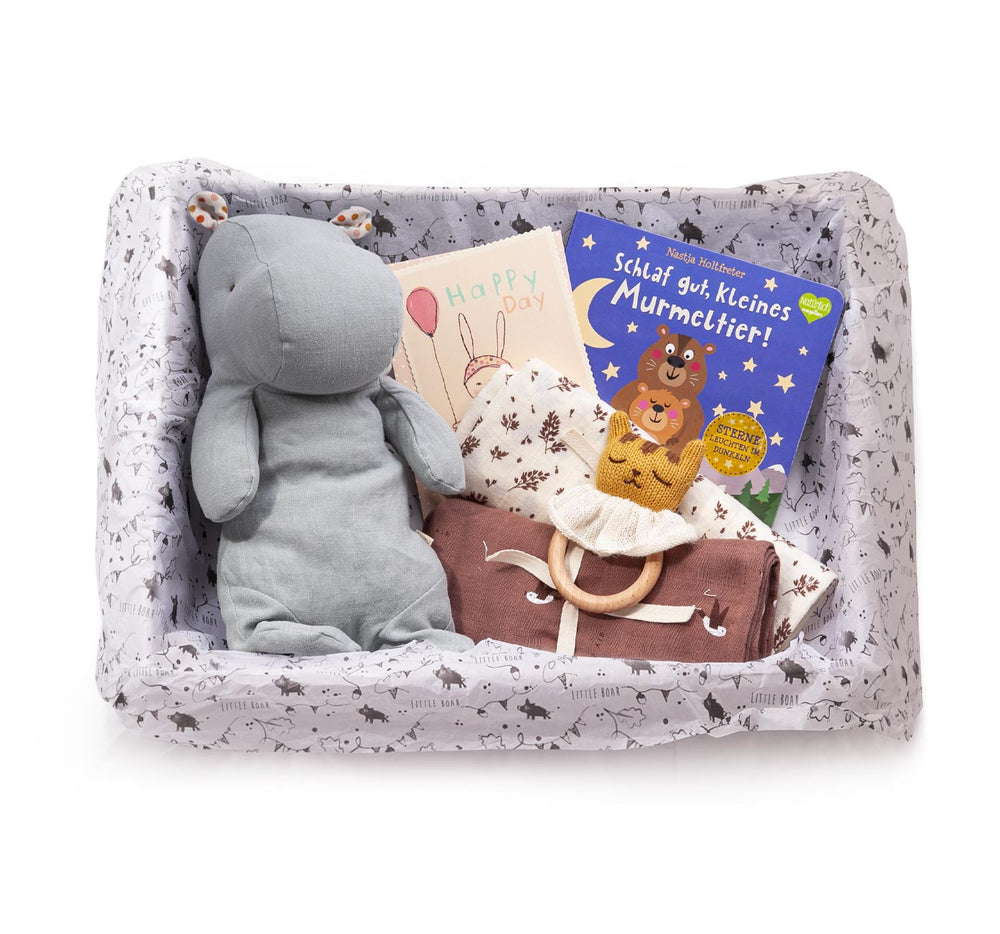 XL Baby Geschenk Box | Good Night
