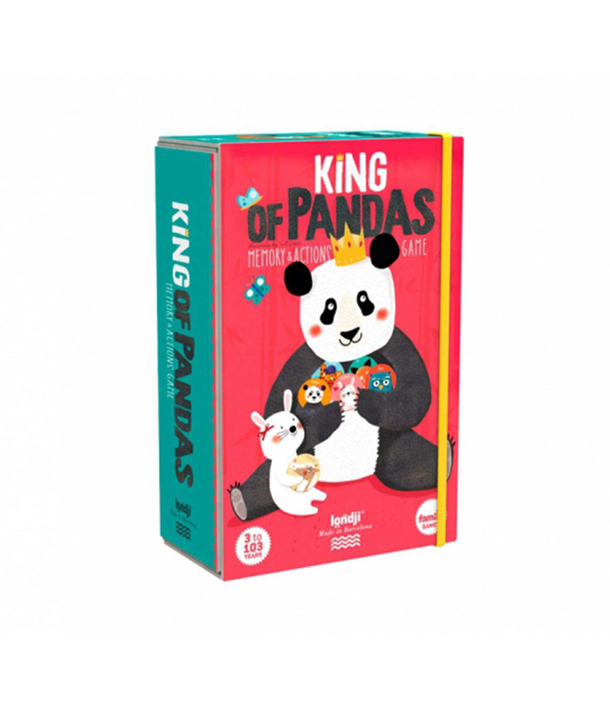 Memory Spiel | King of Pandas