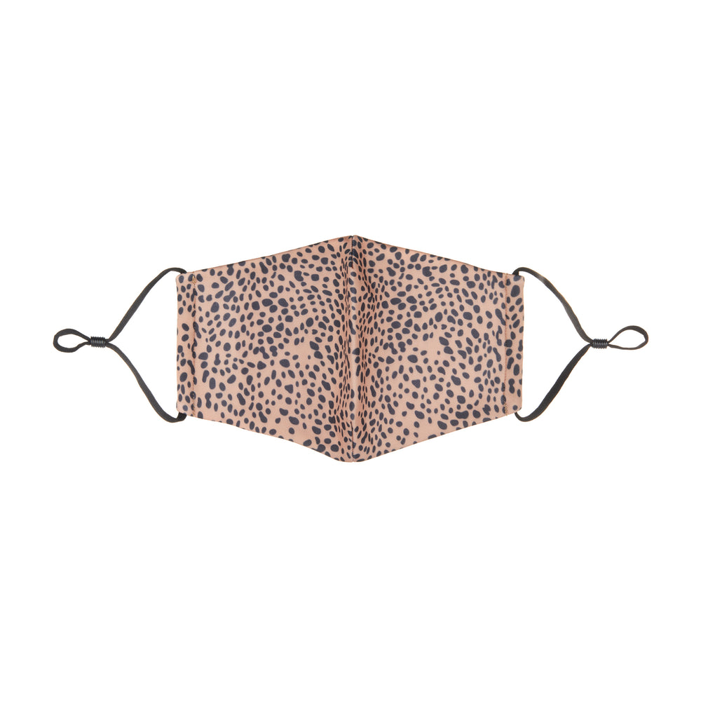 "MIMI & LULA ""Mini Me"" Animal Print Mouth and Nose Mask"