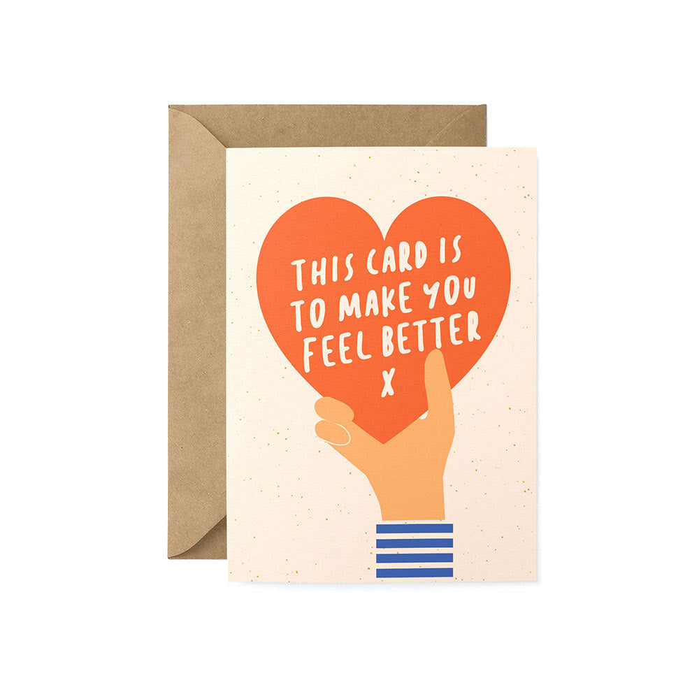 Karte | This card is to make you feel better