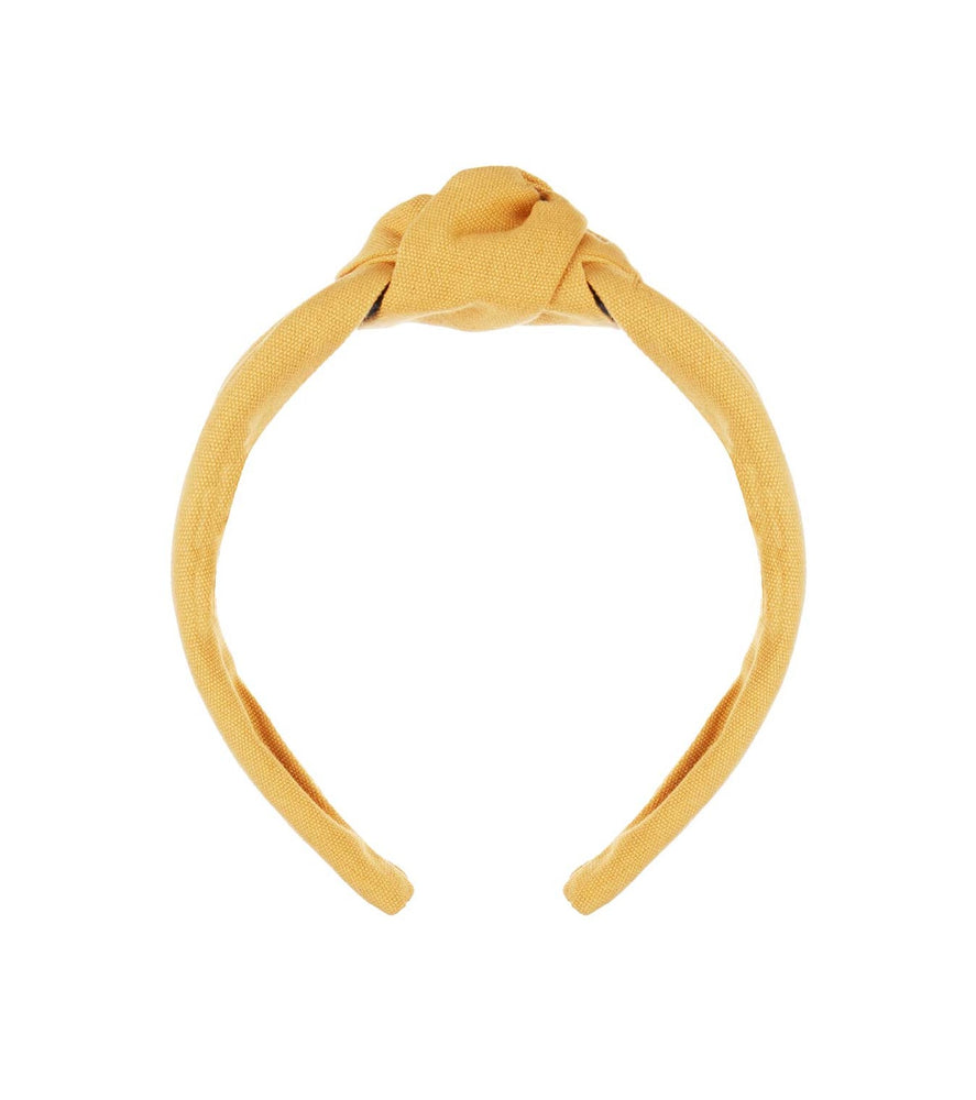 "Haarreifen ""Knot head band Margot"""