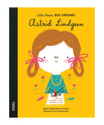 "Kinderbuch | Little People * Big Dreams ""Astrid Lindgren"""