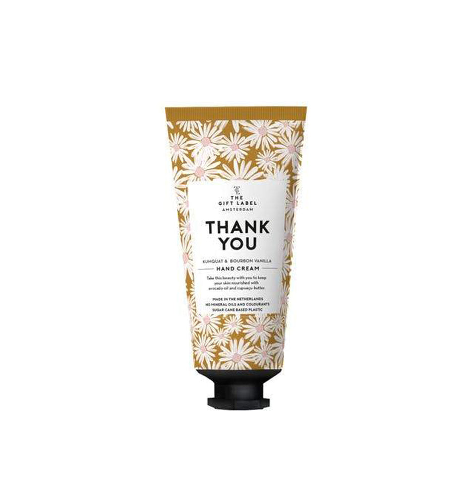"Hand Cream ""Thank You"""