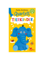Quartett | Tierkinder