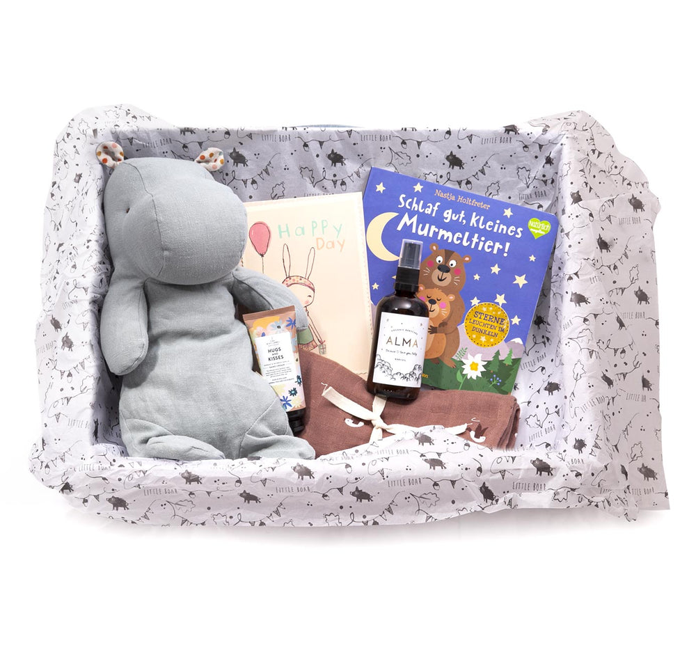 XL Baby Geschenk Box | Sleep Well little One