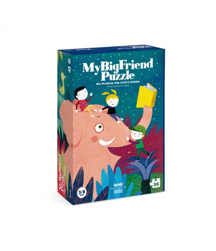 Puzzle | My Big Friend