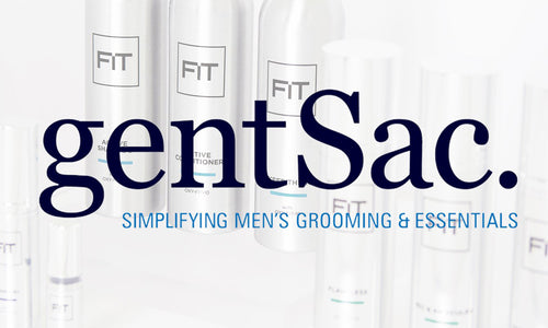 FIT Skincare now available at gentSac
