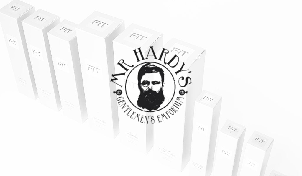 FIT Skincare now available at Mr Hardy's