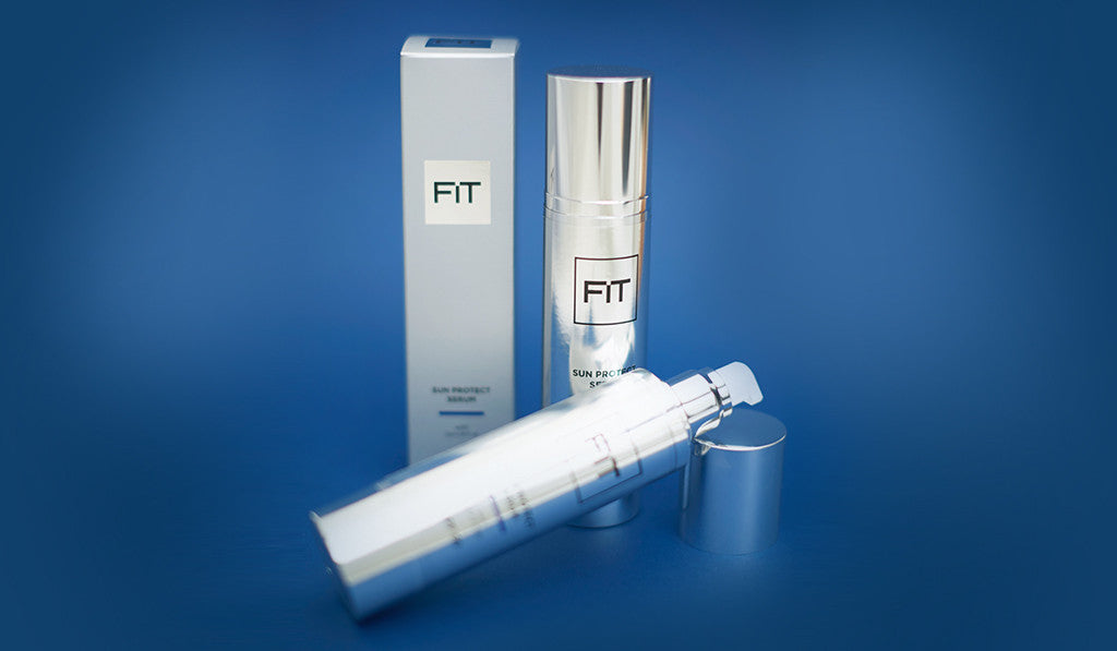 FIT Sun Protect Serum SPF50 now available!