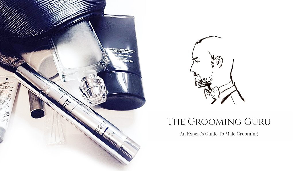 The Grooming Guru asks: Isn't it time your face got FIT?