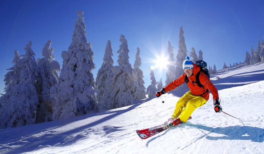 Skin protection for hitting the slopes this season