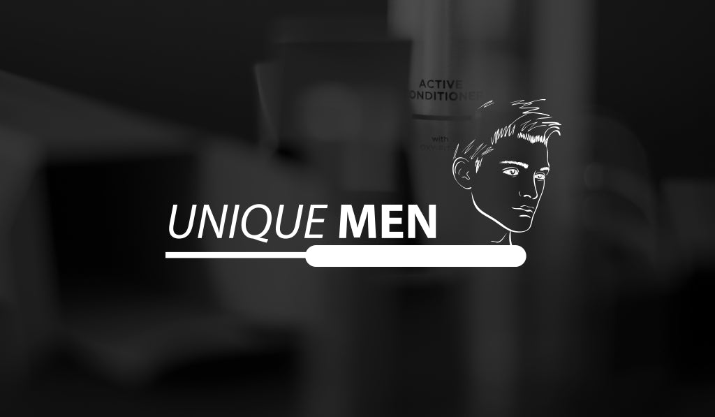 FIT Skincare available at www.uniquemen.co.uk