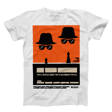 Blues Brothers unisex tshirt