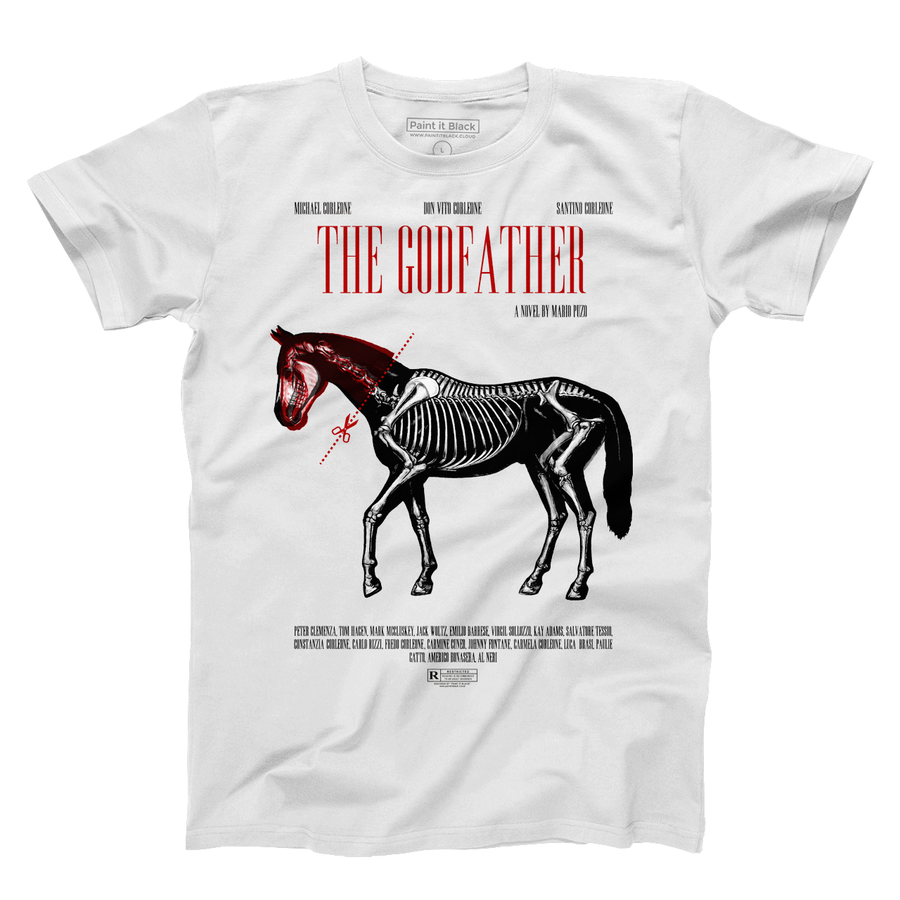 The Godfather unisex tshirt