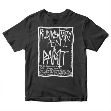 paint-it-black-design - Rudimentary peni  Kids T-Shirt - T-Shirt