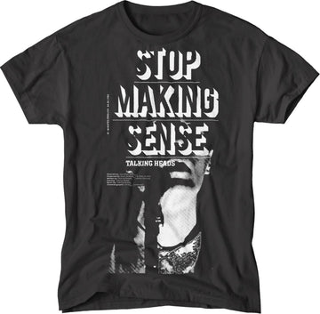 paint-it-black-design - T.Heads/Stop T-Shirt - T-Shirt