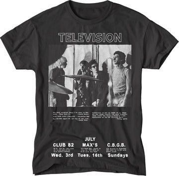 paint-it-black-design - Television/Max T-Shirt - T-Shirt