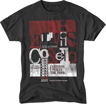paint-it-black-design - E.Costello/Book T-Shirt - T-Shirt