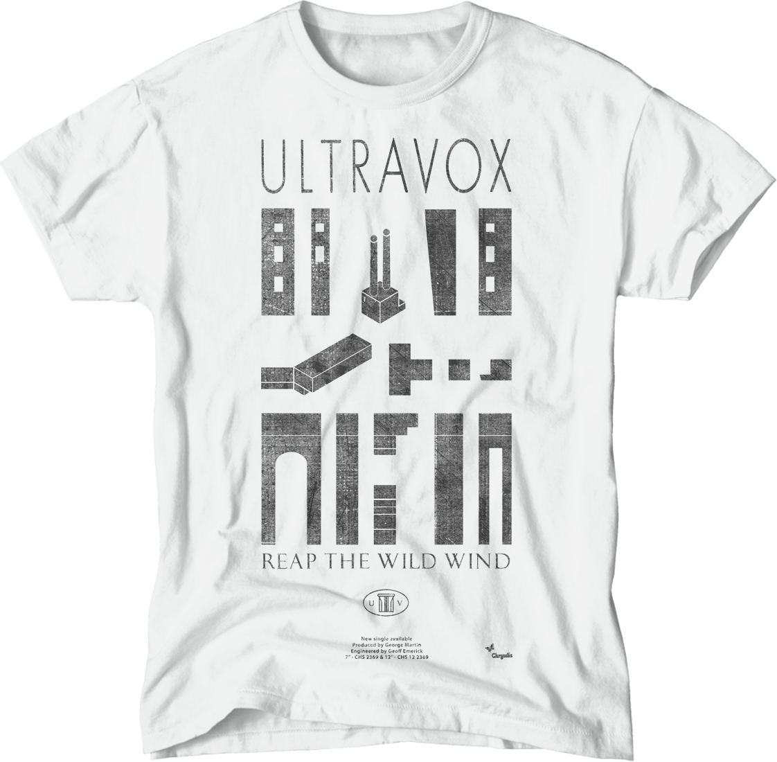 Ultravox/Wild T-Shirt