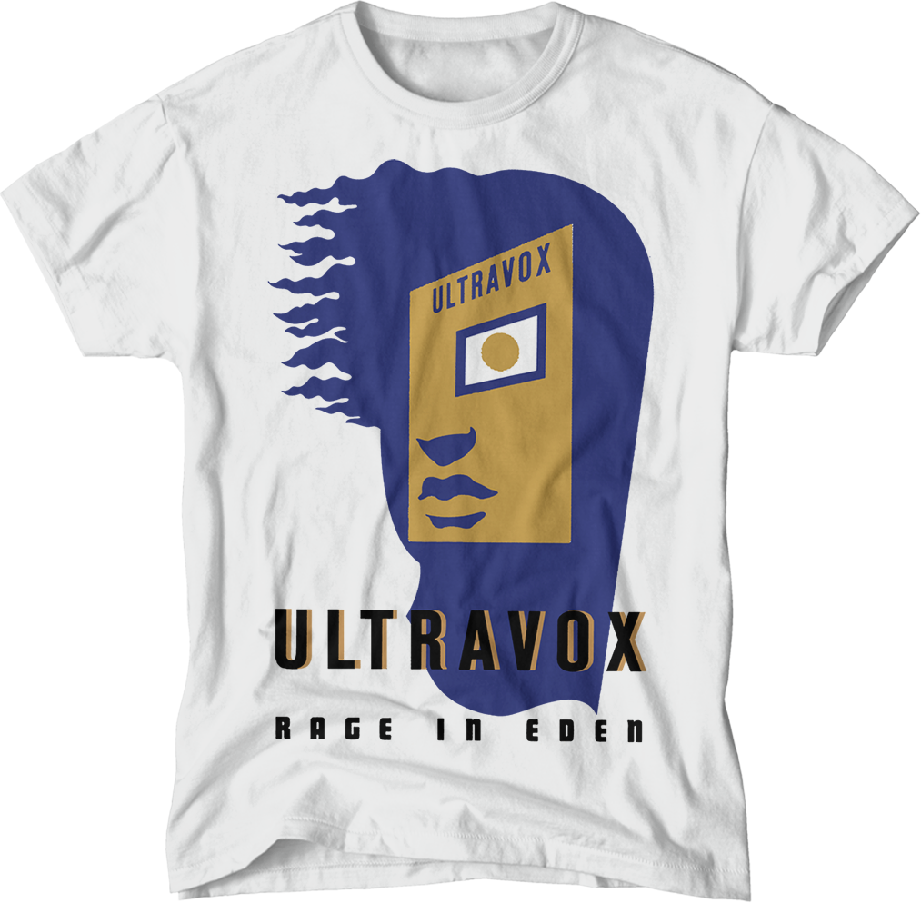Ultravox / Eden T-Shirt