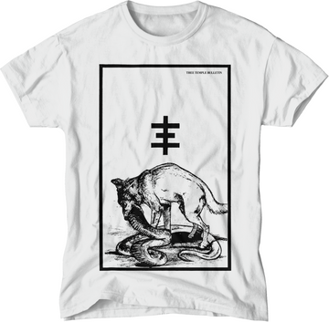 paint-it-black-design - Psychic/Temple T-Shirt - T-Shirt