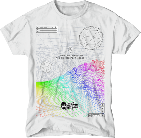 Radio Antenna 1 / We are T-Shirt