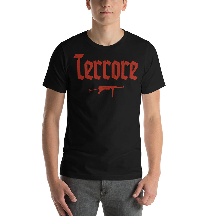 Terrore men's T-Shirt Maglietta Uomo - Paint It Black T-Shirt online shop