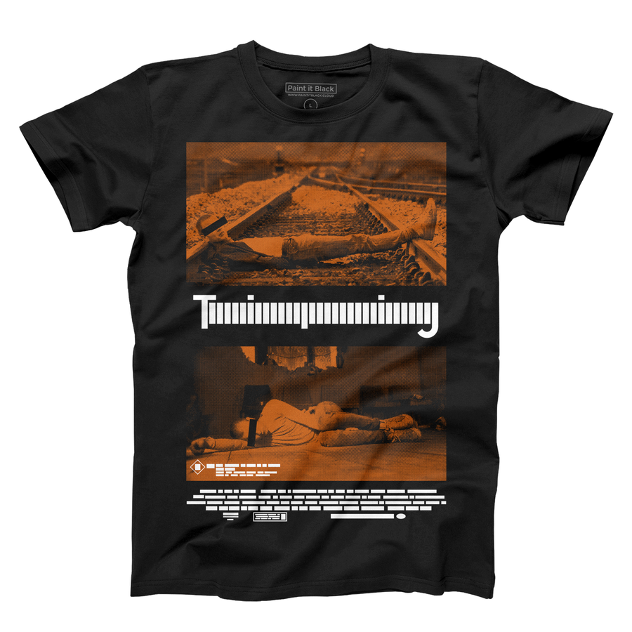 Trainspotting inpired unisex tshirt