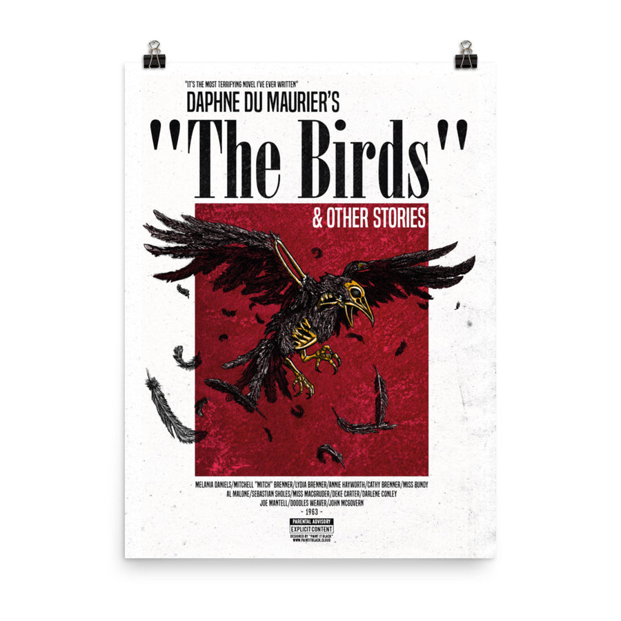 The Birds Inspired - Poster