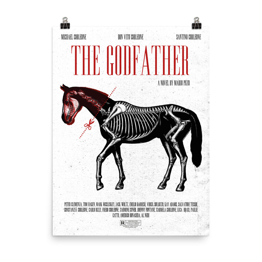 The Godfather Inspired – Poster