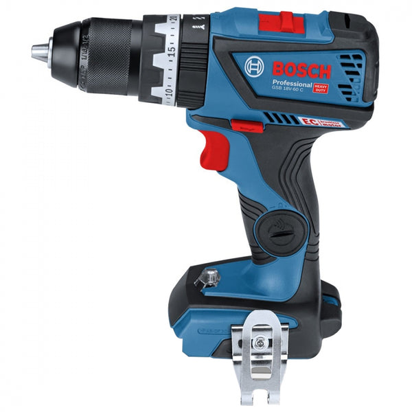 GSB18V-60 Li-ion Brushless Combi Drill Body Only 06019G2102
