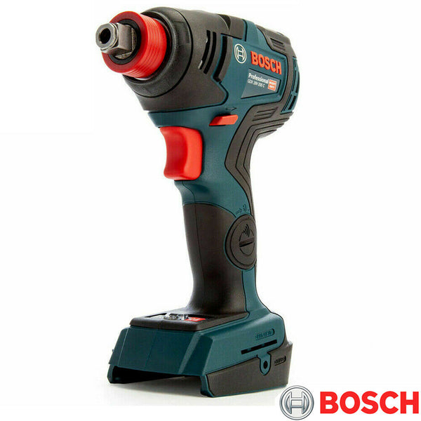 Bosch GDX 18 V-200 C Brushless Impact Wrench/Driver Body Only 06019G4204