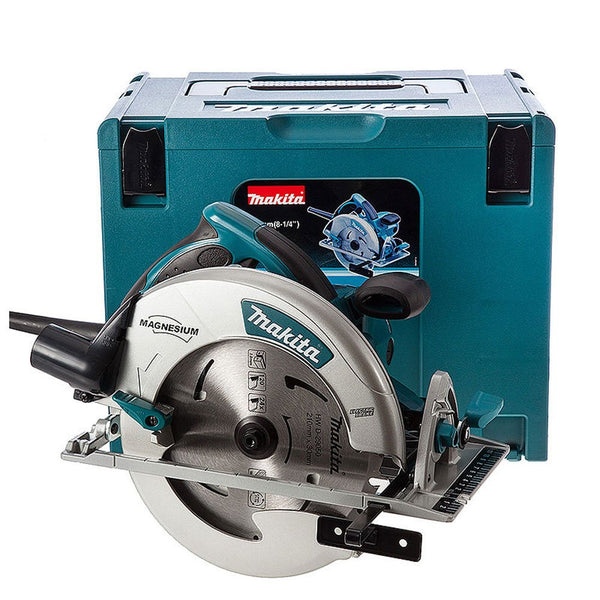 5008MGJ 210mm Circular Saw 3inch Depth of Cut + MAKPA - Comparethetools.eu